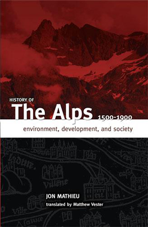 History of the Alps