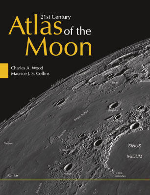 Charles Wood, 21st Century Atlas of the Moon