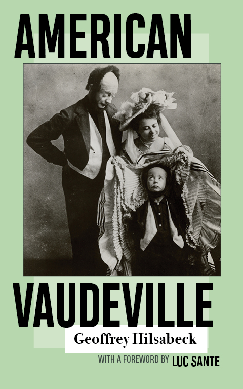 American Vaudeville cover