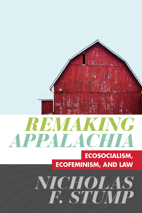 Remaking Appalachia cover